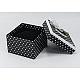 Cardboard Jewelry BoxesUK-CBOX-H046-30B-2