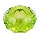 Handmade Crystal European BeadsUK-GPDL10Y-10-1