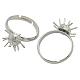 Brass Ring Mountings and SettingsUK-J2CKS041-1