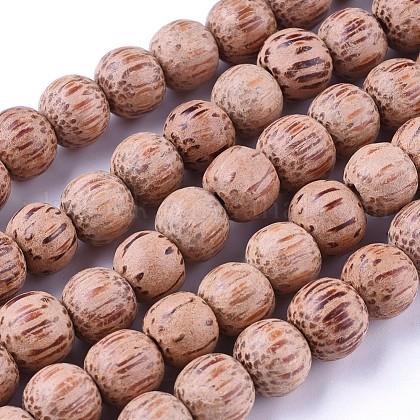 Coco Nut Beads StrandsUK-CP024Y-K-1