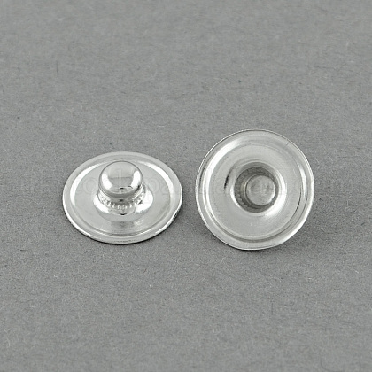 Brass Snap Button FindingsUK-BUTT-R029-03-1