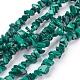 Natural Malachite Beads StrandsUK-X-G-F079-02-1