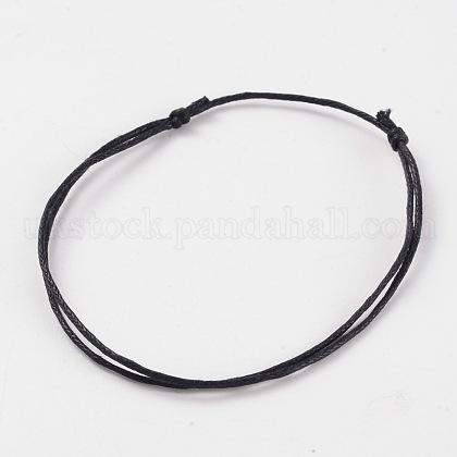Adjustable Waxed Cord BraceletsUK-BJEW-JB02133-04-1