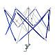Umbrella Shaped Iron Swift Yarn Winder Wool HolderUK-TOOL-R068-01-1