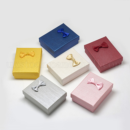 Cardboard Jewelry Set BoxesUK-CBOX-Q036-15-1