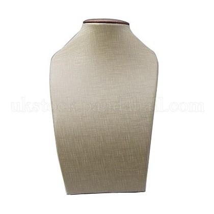 Leatherette Necklace DisplaysUK-NDIS-C002-1-1