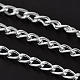 Iron Twisted Chains Curb ChainsUK-X-CHS003Y-S-2