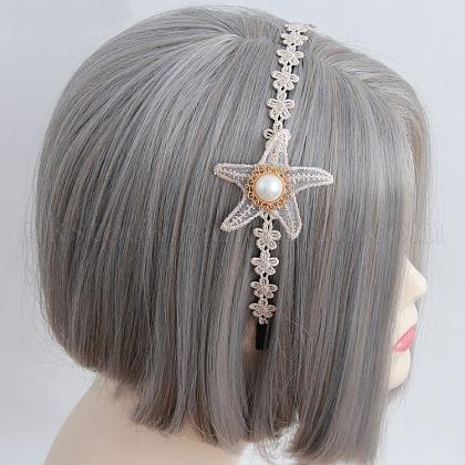 Iron Hair Bands JewelryUK-X-OHAR-N0006-014-1