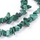 Natural Malachite Beads StrandsUK-X-G-F079-02-3