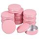 60ml Round Aluminium Tin CansUK-CON-WH0027-01-1