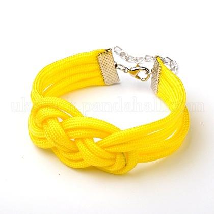 Braided Cord BraceletsUK-BJEW-JB01559-02-1