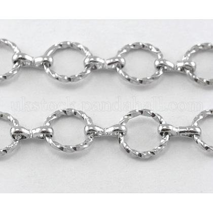 Brass Handmade ChainsUK-CH078-CK13-AB-NF-1