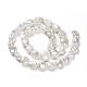 Natural Baroque Pearl Keshi Pearl Beads StrandsUK-PEAR-K004-33-2