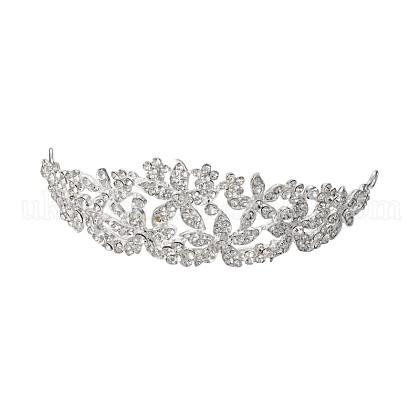 Romantic Flower Wedding Hair AccessoriesUK-OHAR-R096-11-1